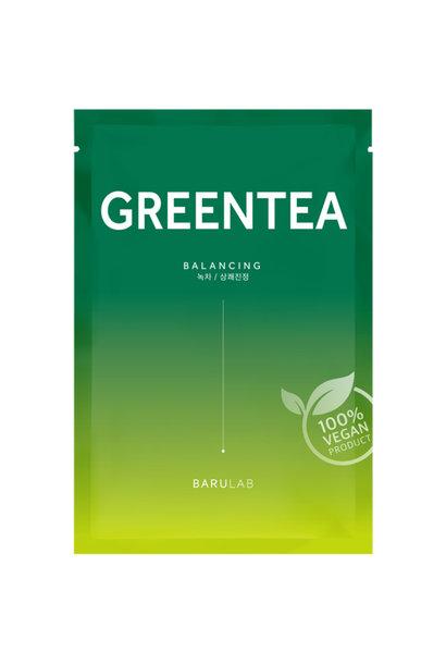 The Clean Vegan Mask - Green Tea