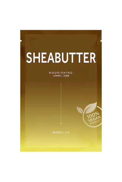 The Clean Vegan Mask - Shea Butter