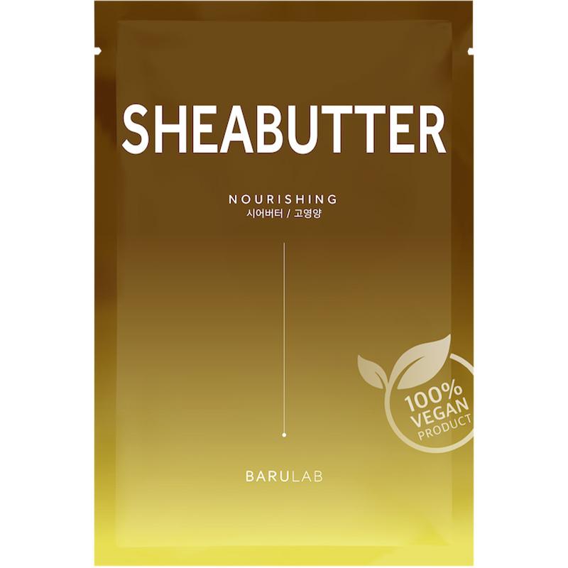 The Clean Vegan Mask - Shea Butter-1