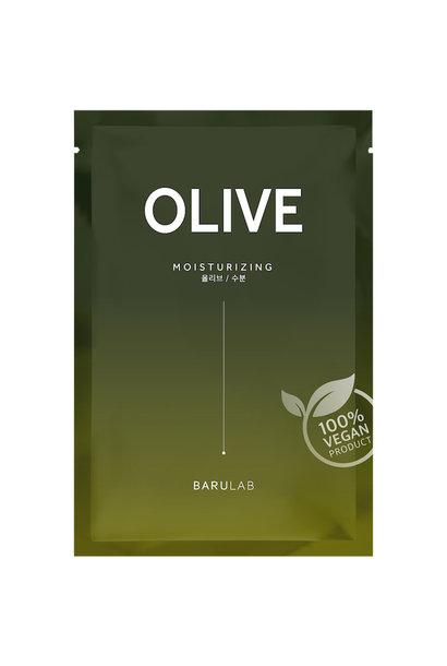 The Clean Vegan Mask - Olive