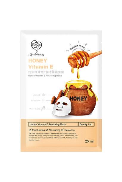 Honey Vitamin E Restoring Mask