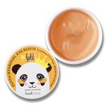 lookATME Panda Hydrogel Eye Patch Gold