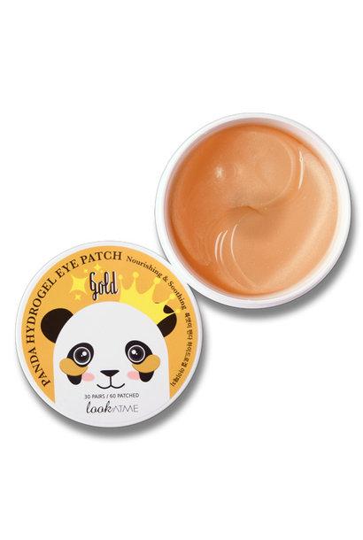 Panda Hydrogel Eye Patch Gold