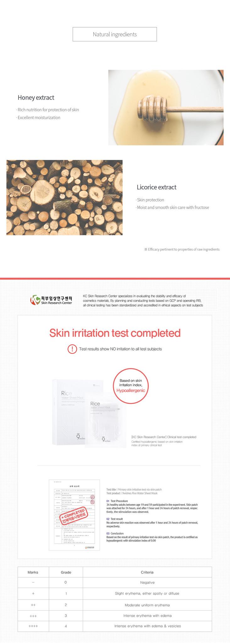 Rice Water Sheet Mask (1+1 pcs)-5