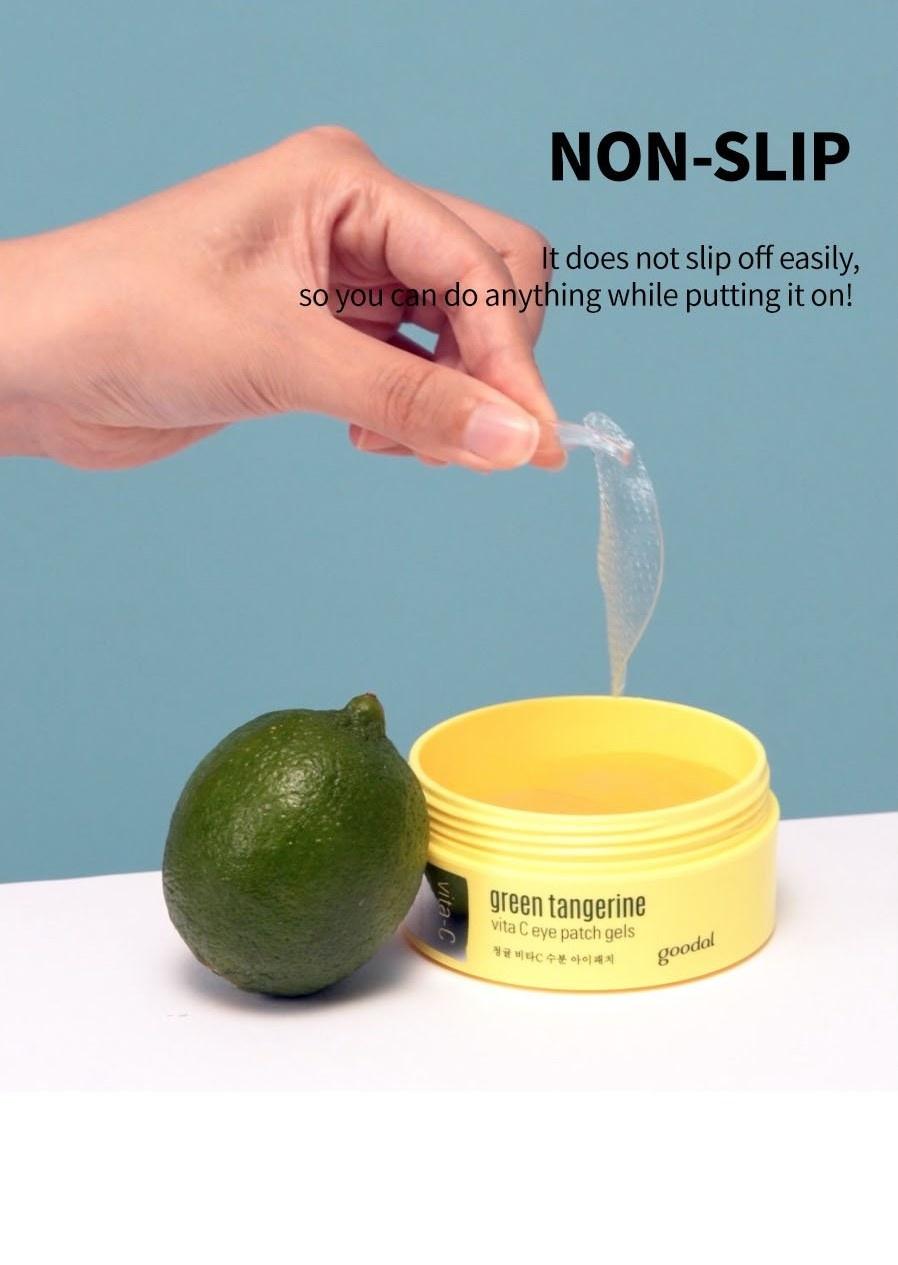 Green Tangerine Vita C Eye Gel Patch-6