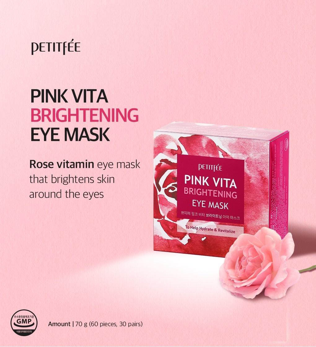 Pink Vita Brightening Eye Patch-2