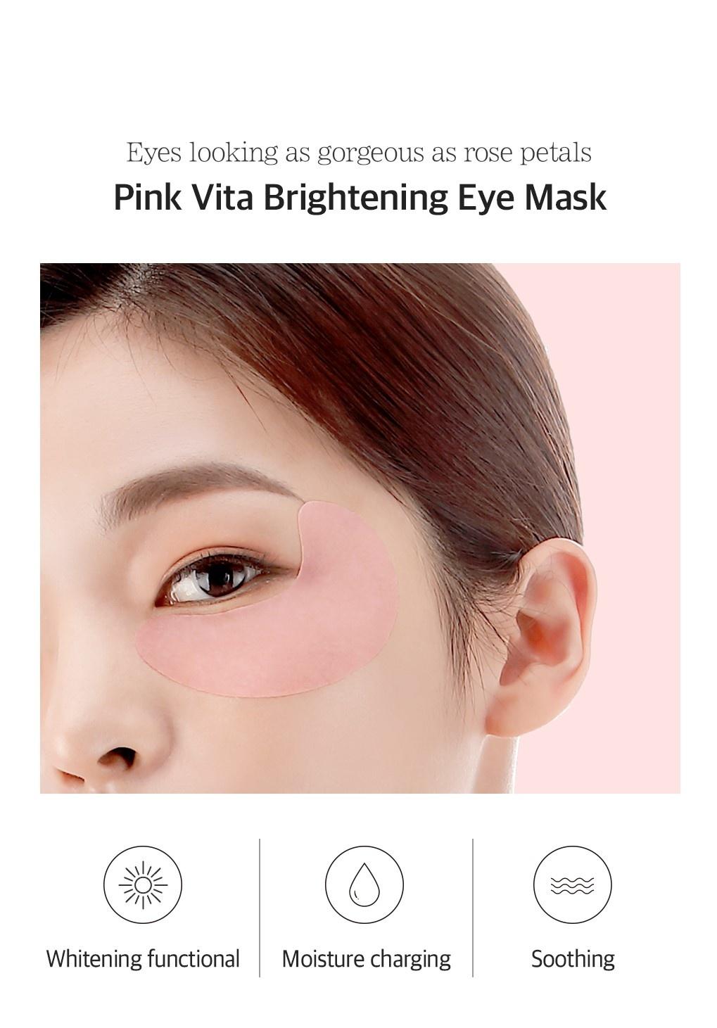 Pink Vita Brightening Eye Patch-3