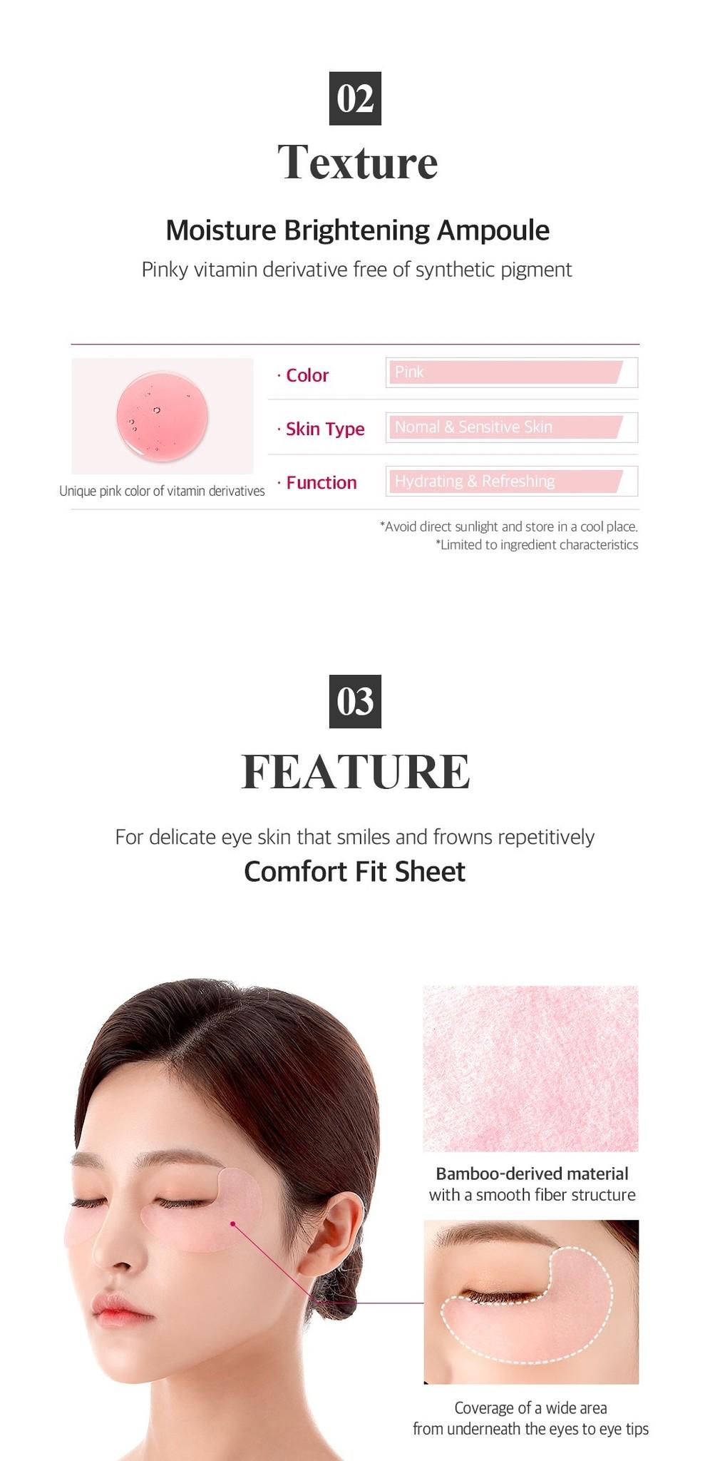 Pink Vita Brightening Eye Patch-4
