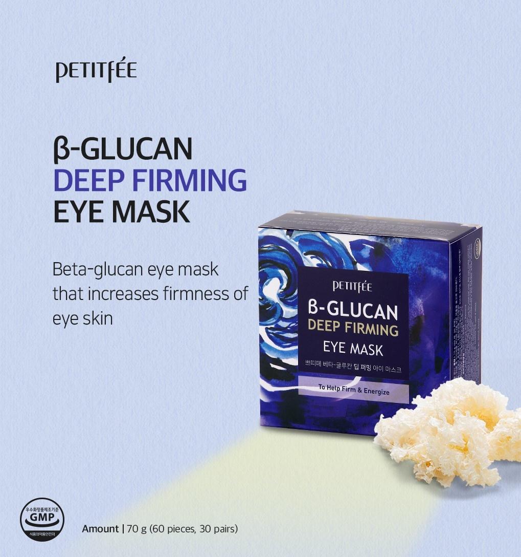 B-Glucan Deep Firming Eye Patch-2