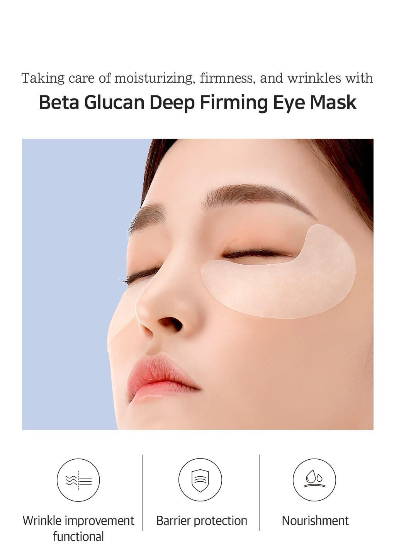B-Glucan Deep Firming Eye Patch-3