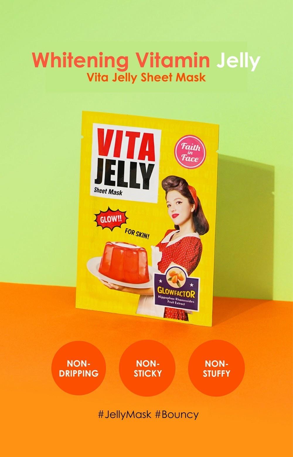 Vita Jelly Sheet Mask-2