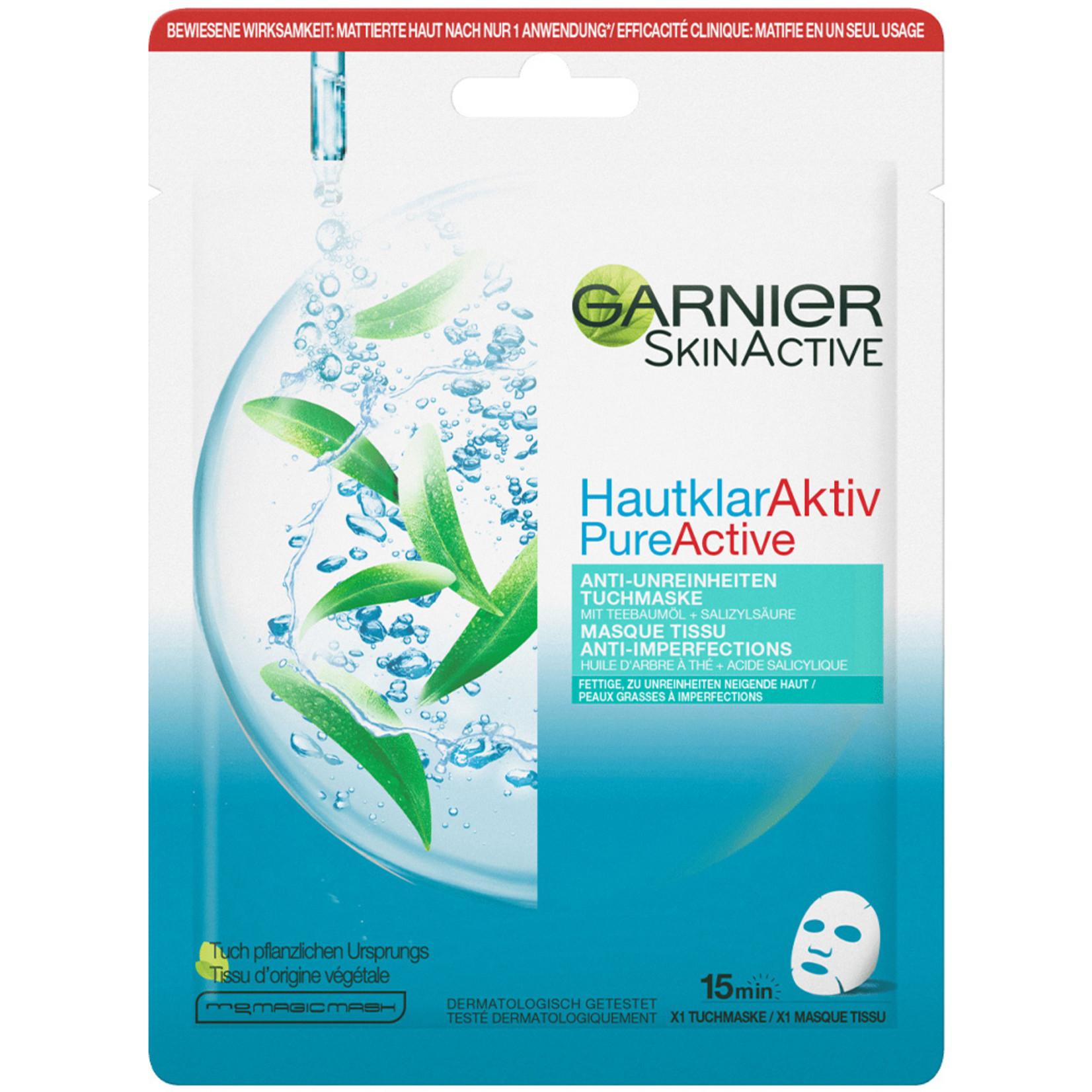 Garnier SkinActive PureActive Sheet Mask