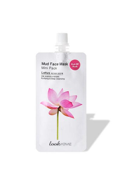 Mud Face Mask (Lotus)