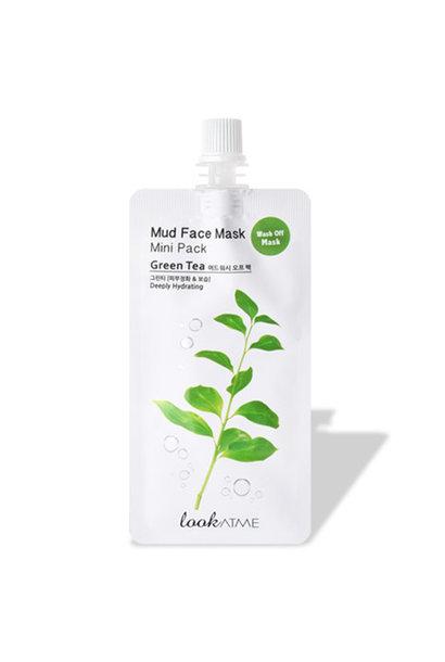 Mud Face Mask (Green Tea)