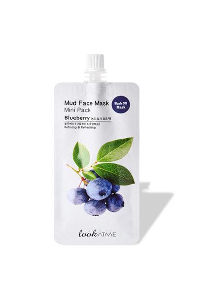 Mud Face Mask (Heidelbeere)
