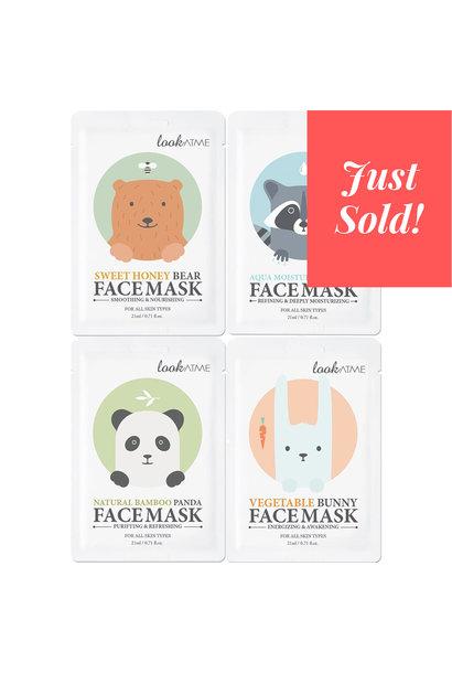 Face Mask  Probierset (4 Stk)