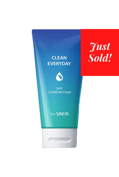 Clean Everyday Safe Cleansing Foam
