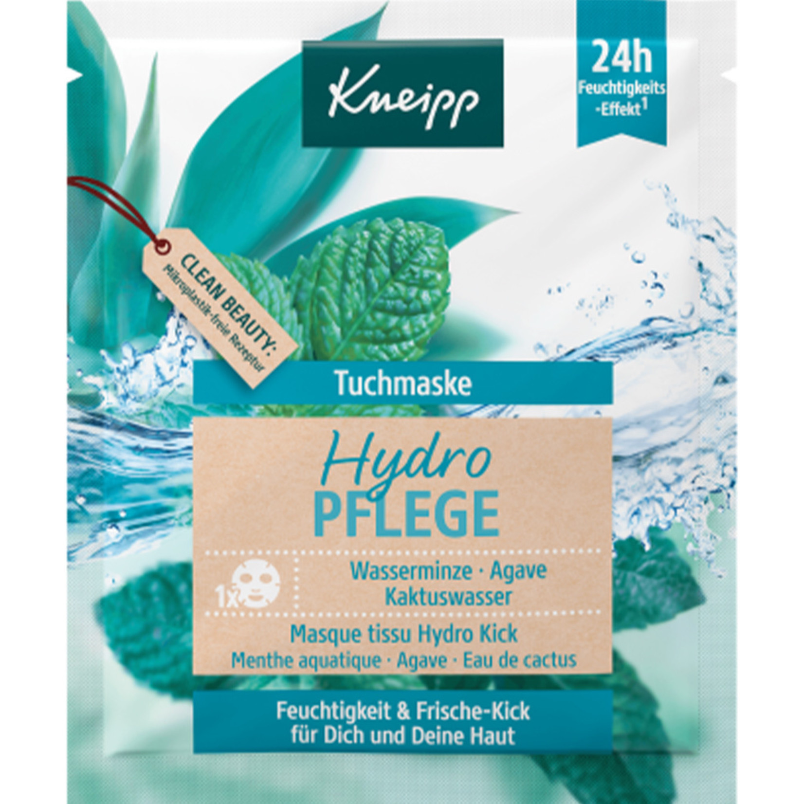 Kneipp Hydro Care Sheet Mask