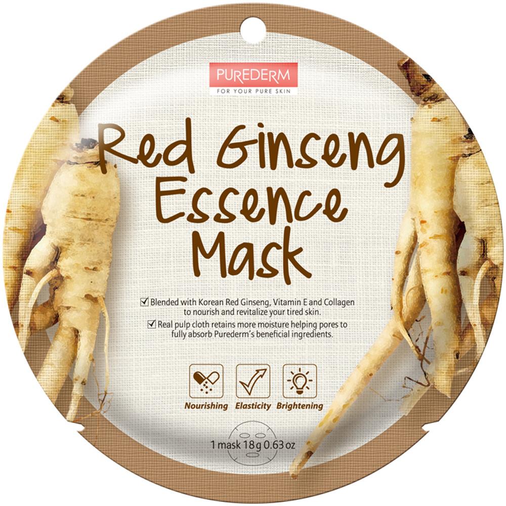 Circle Mask - Red Ginseng Essence-1