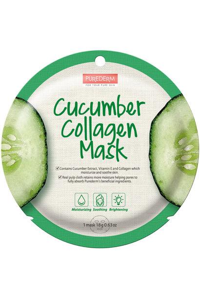 Circle Mask - Cucumber Collagen