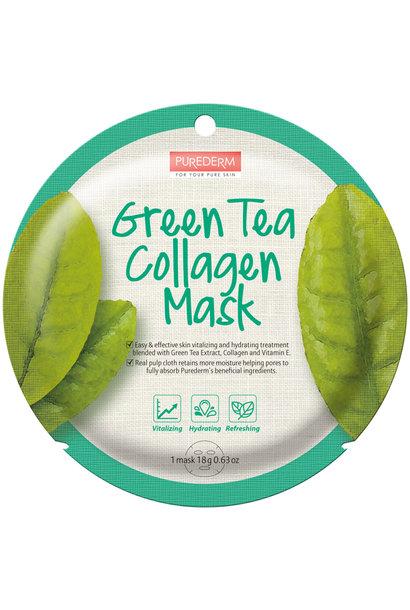 Circle Mask - Green Tea Collagen