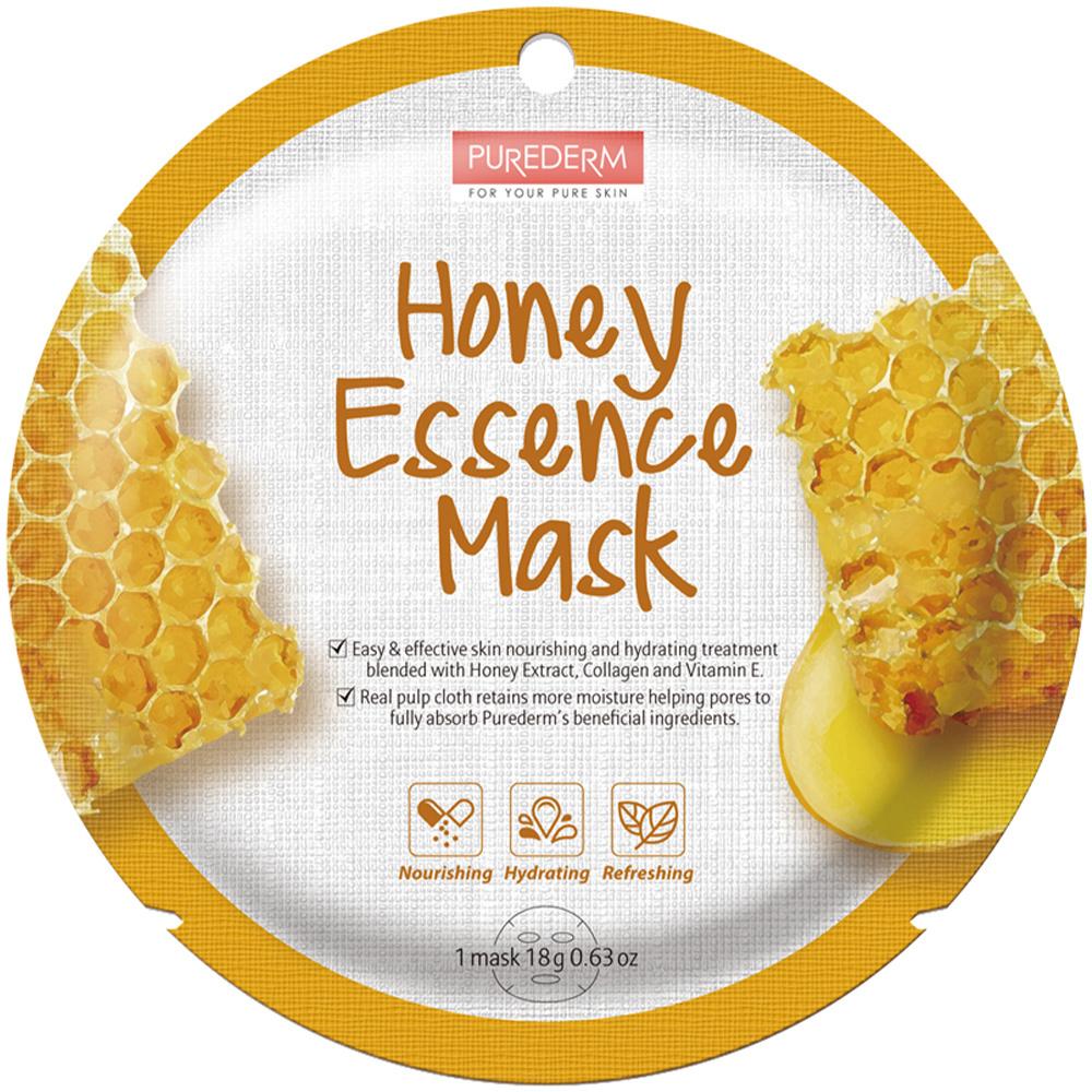 Circle Mask - Honey Essence-1