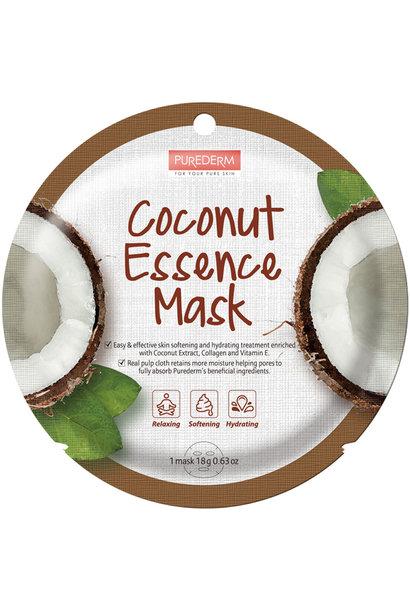 Circle Mask - Coconut Essence