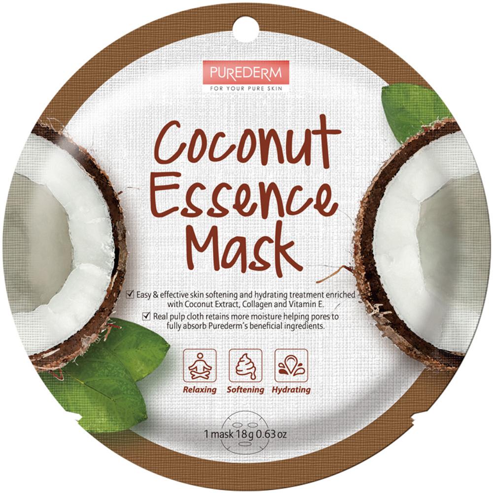 Circle Mask -Coconut Essence-1