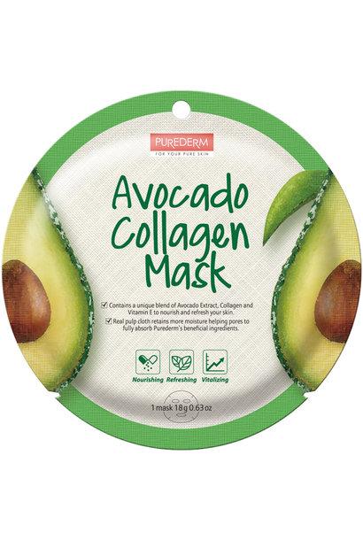 Circle Mask -Avocado Collagen