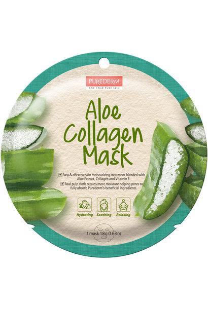 Circle Mask -Aloe Collagen