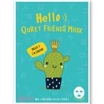 QURET Friends Mask #Cactus