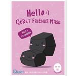 QURET Friends Mask #Charcoal