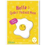 QURET Friends Mask #Egg