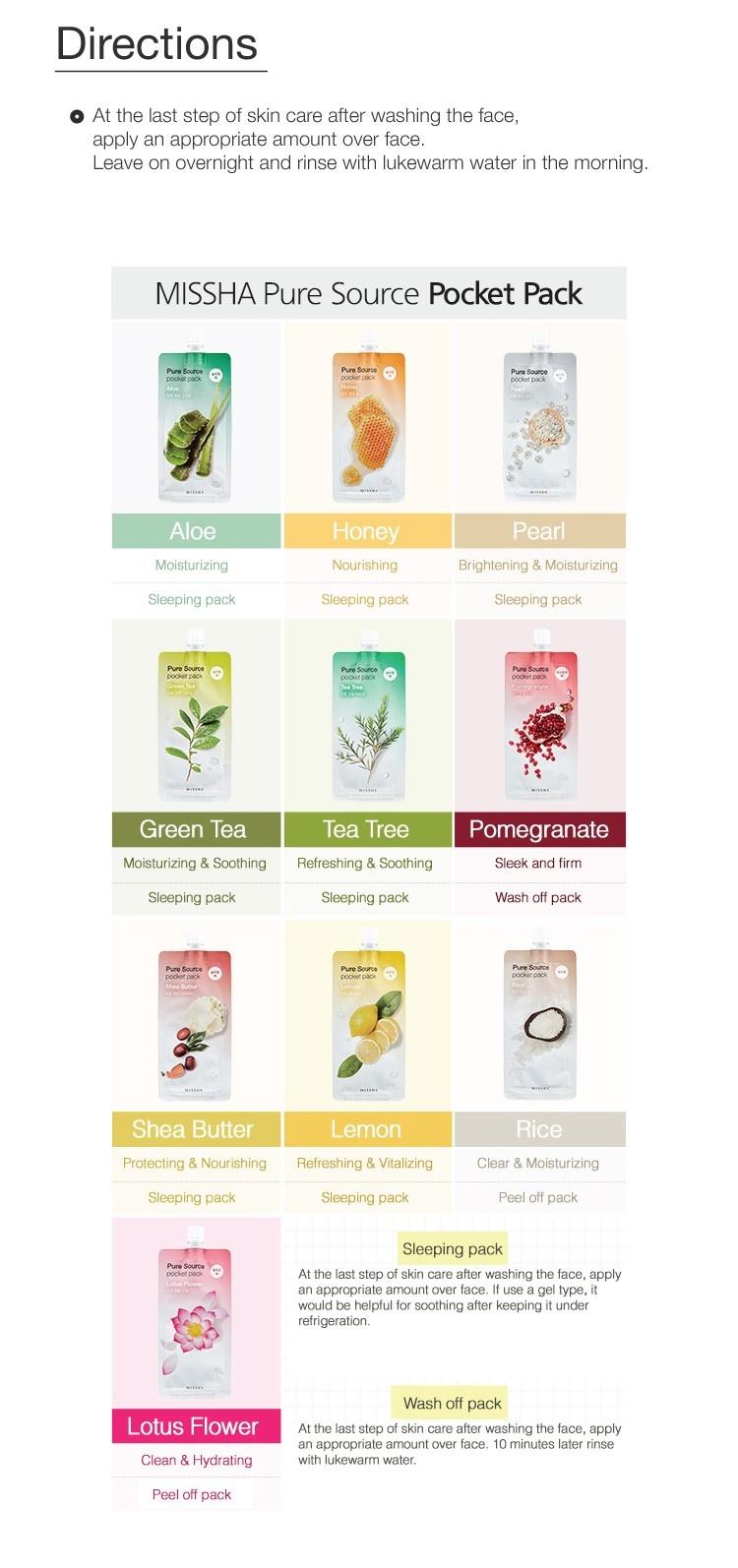 Pure Source Pocket Pack (Honey)-5