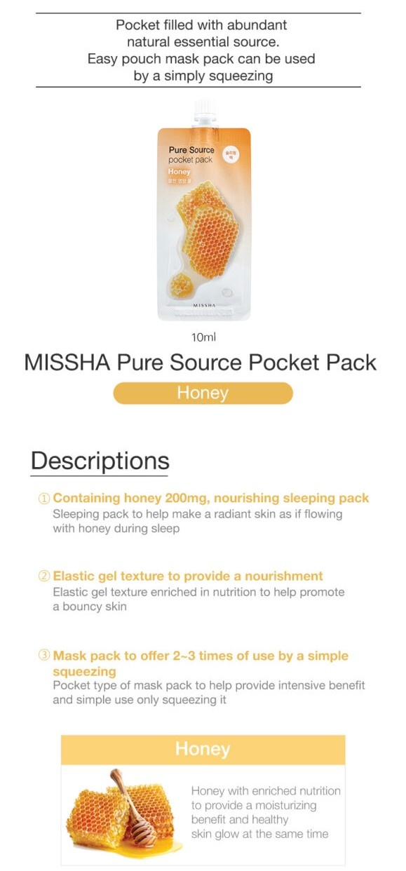 Pure Source Pocket Pack (Honey)-3
