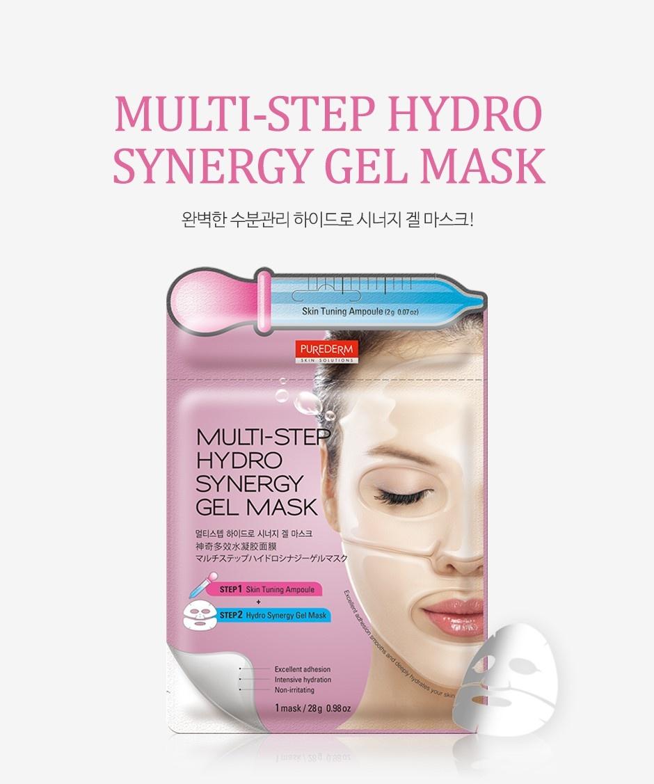 Multi Step Hydro Synergy Gel Mask-2