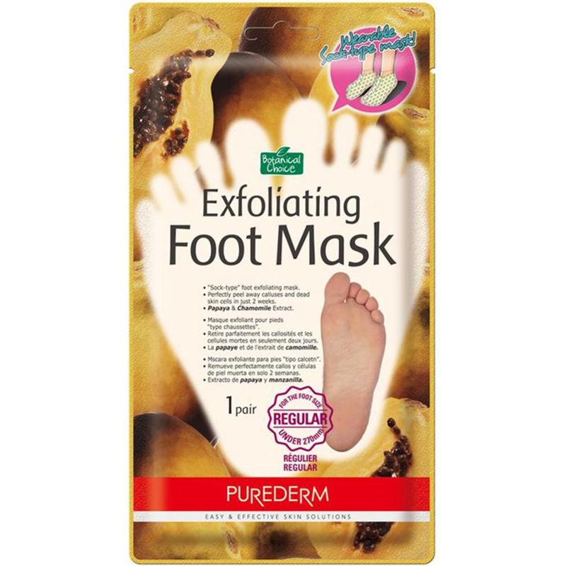 Exfoliating Foot Mask (Regular)-1