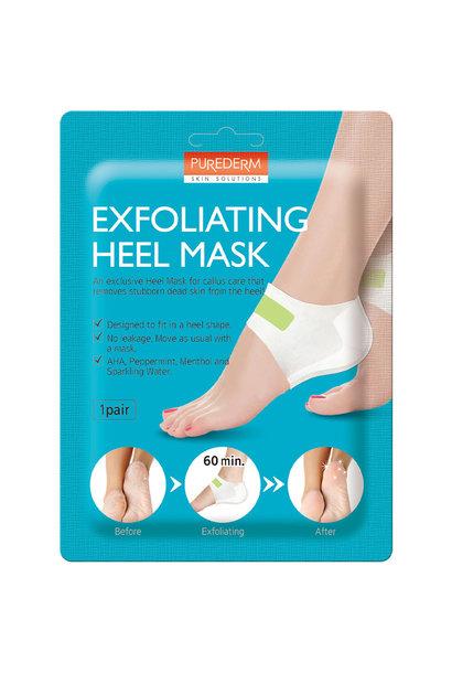 Exfoliating Heel Mask