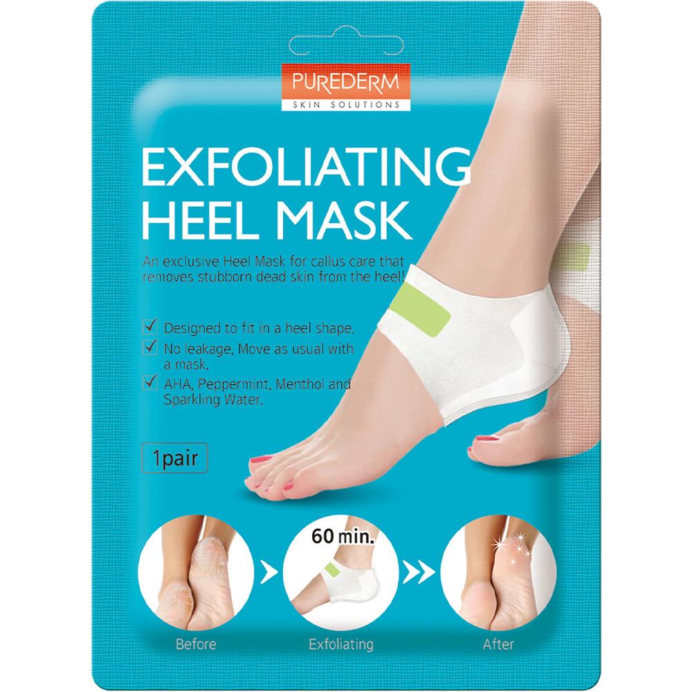 Exfoliating Heel Mask-1