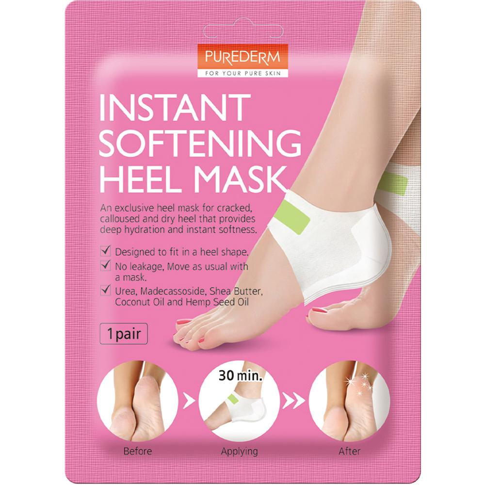 Instant Softening Heel Mask-1