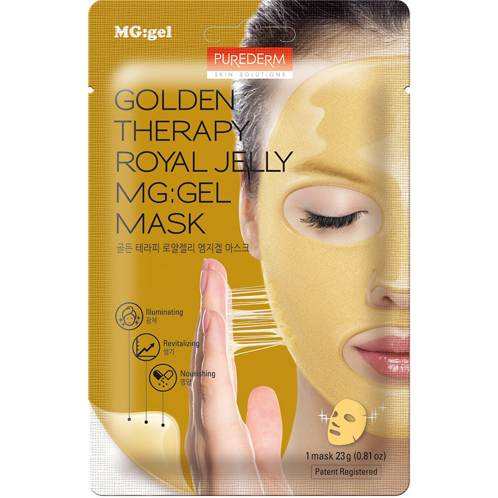 Golden Therapy Royal Jelly MG:Gel Mask-1