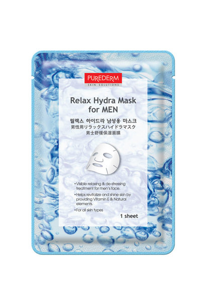 Relax Hydra Mask for Men
