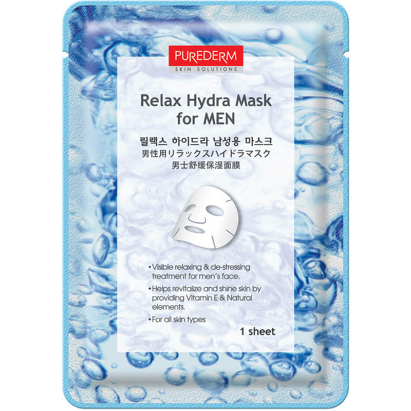 Relax Hydra Mask for Men-1