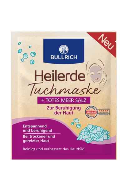 Heilerde Tuchmaske + Totes Meer Salz