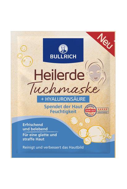 Heilerde Tuchmaske + Hyaluronsäure