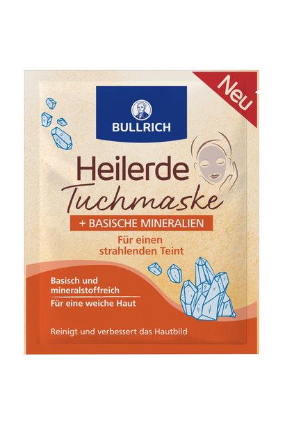 Heilerde Tuchmaske + Basische Mineralien