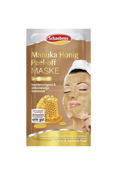 Manuka Honey Peel-off Mask