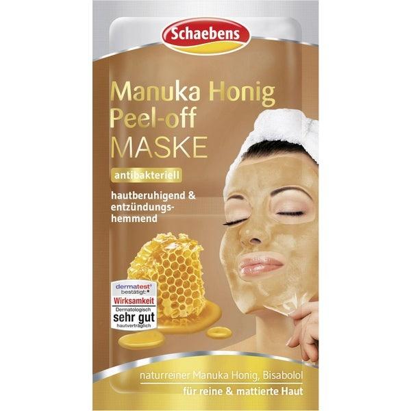 Manuka Honig Peel-off Maske-1