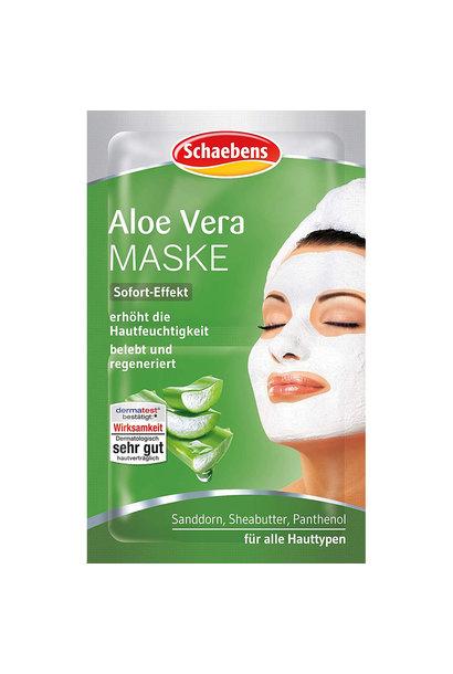 Aloe Vera Maske