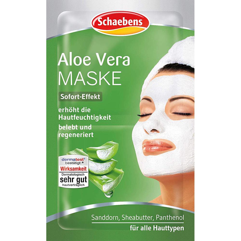 Aloe Vera Maske-1